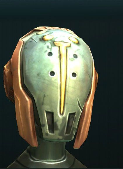 Burning Helm 2805