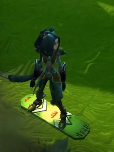 The Beast Hoverboard Mount 4032