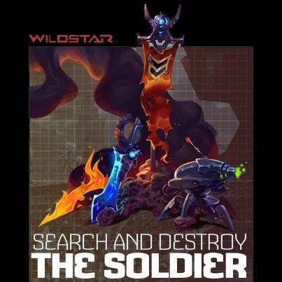 WildStar Soldier Path