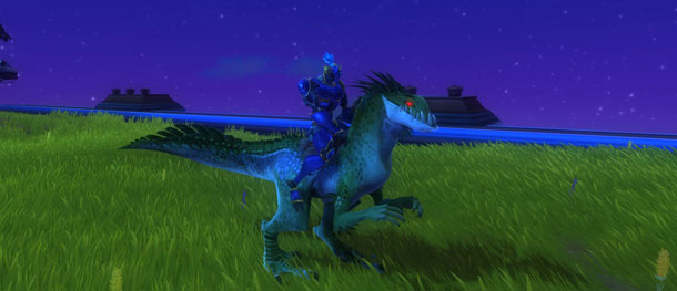 wildstar mounts