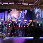 wildstar booth 2013 gamescom