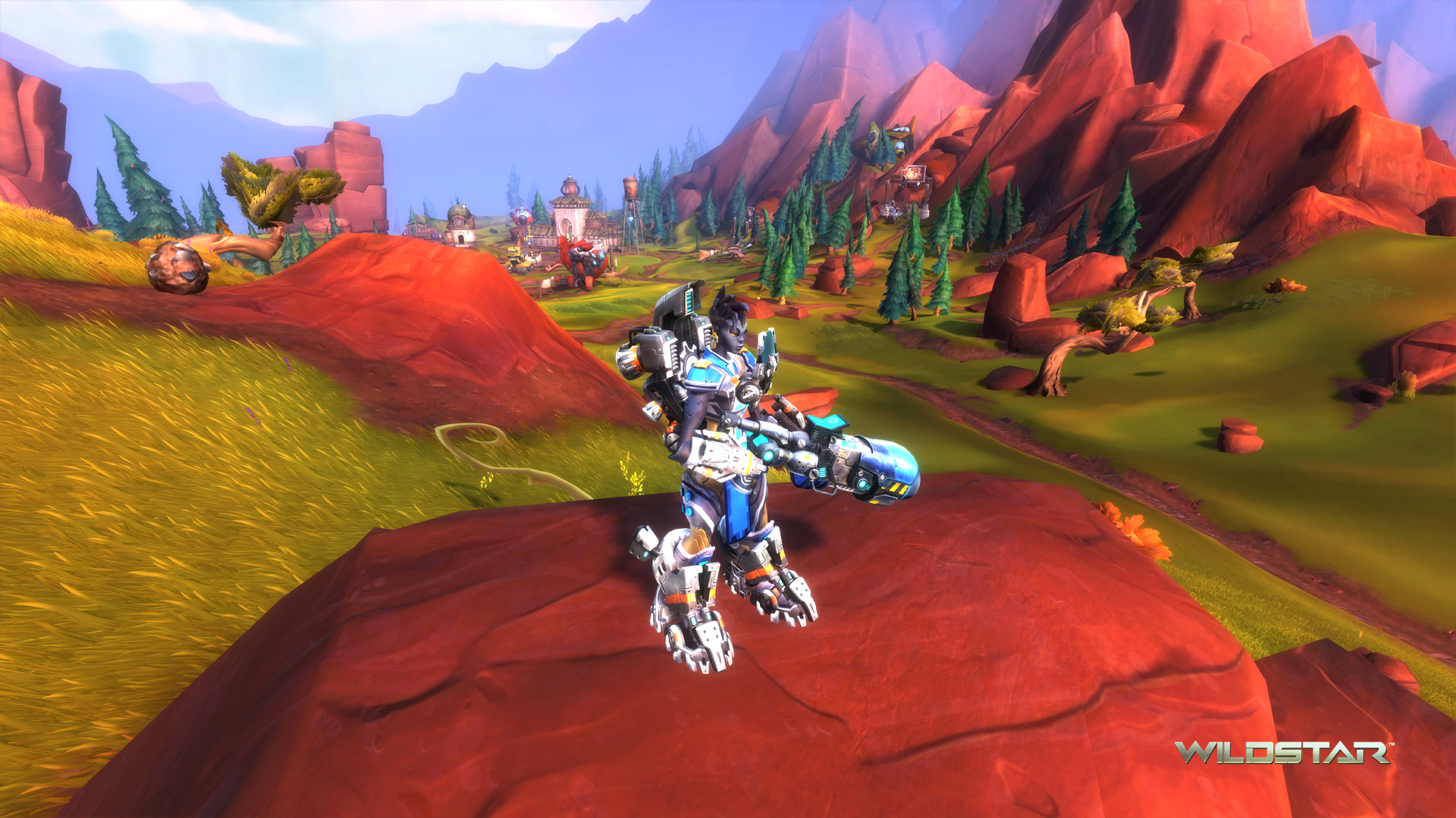 Wildstar Engineer Class