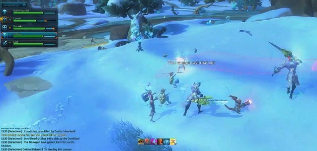 WildStar Northern Wilds MOBA
