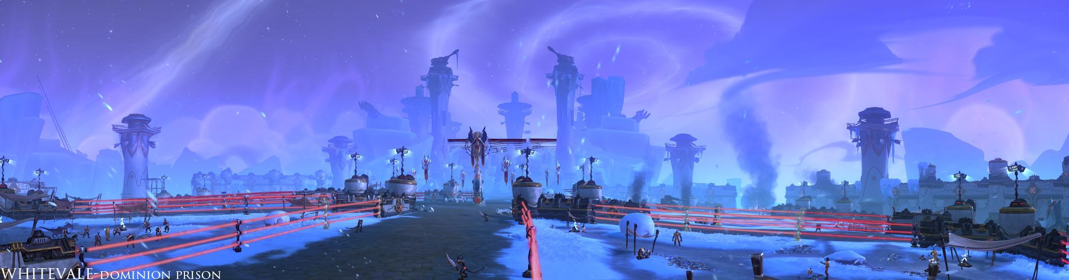 WildStar panoramas