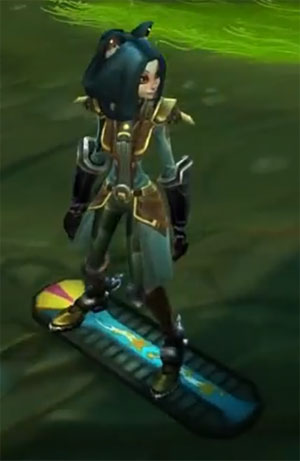 Cyclone Hoverboard Mount