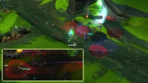 Marksman Decimus and Sharpshooter Sparks Abilities