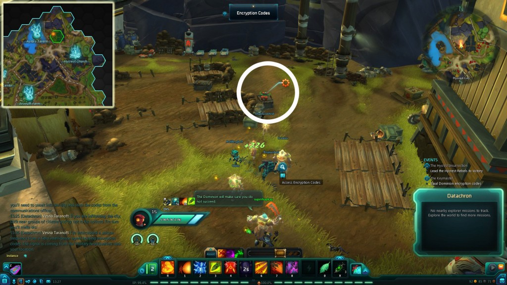 wildstar how to leave everstar grove