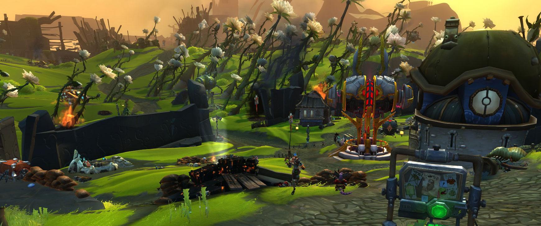 The Siege of Tempest Refuge