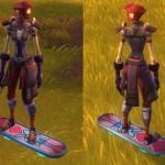 WildStar go go hoverboard