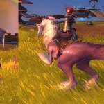 WildStar woolie mount