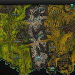 Galeras Secret Stash Map Location