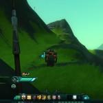 Hidden hills of Galeras