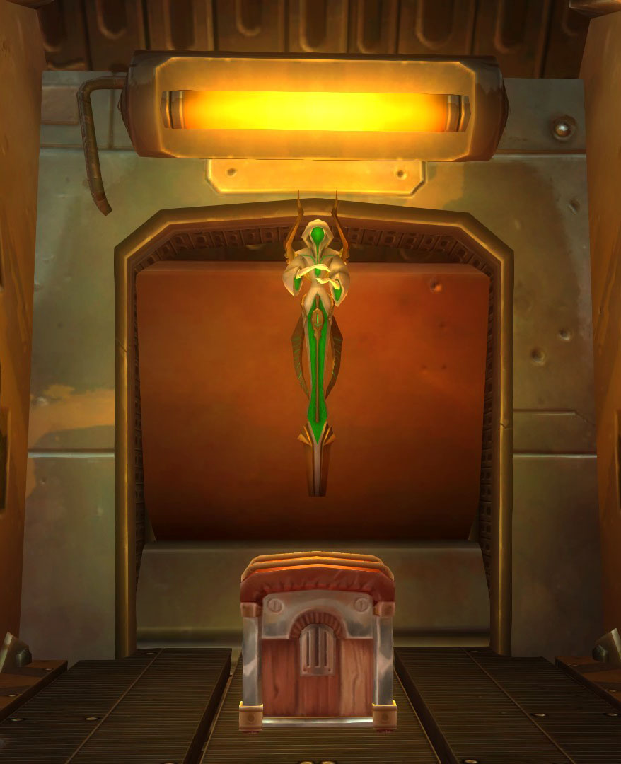 Genesis Prime Figurine